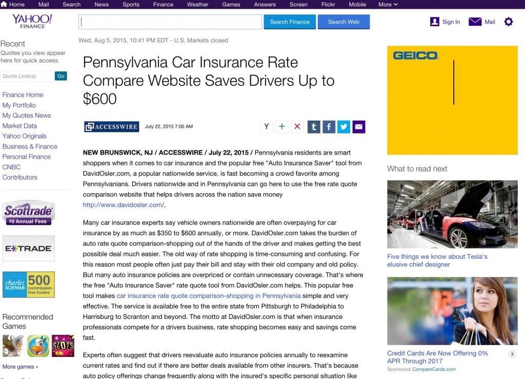 DO3 -CR - Pennsylvania car Insurance - Screen Shot 2015-08-05 at 10.42.01 PM